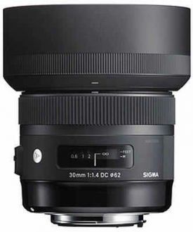 Sigma 30mm F1.4 DC A Review Image