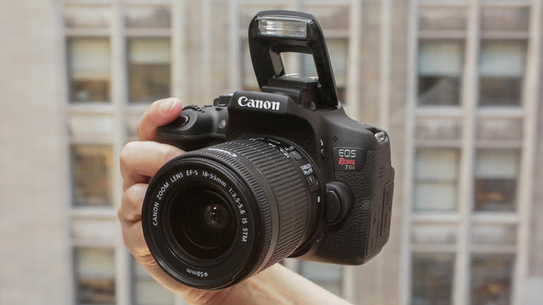 Canon Rebel EOS T6i