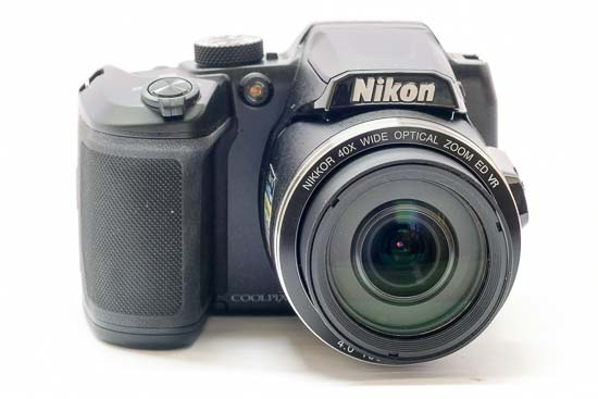 Front of the Nikon Coolpix B500