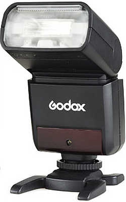 Godox Mini TT350S TTL Flash