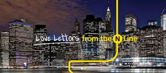 Love Letters from the N Line Nikon Campaign